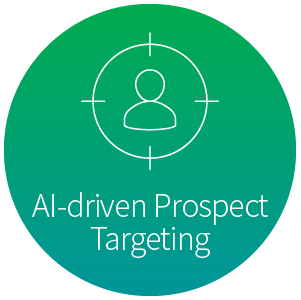 AI-driven prospect targeting