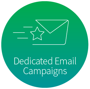 dedicated email campaigns