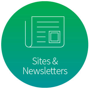 sites newsletters