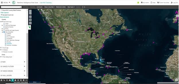 Maritime Intelligence Risk Suite