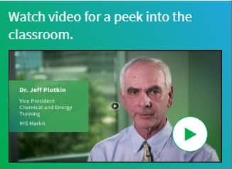 Watch video for a peek into the classroom.
