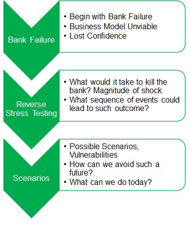 reverse stress testing process