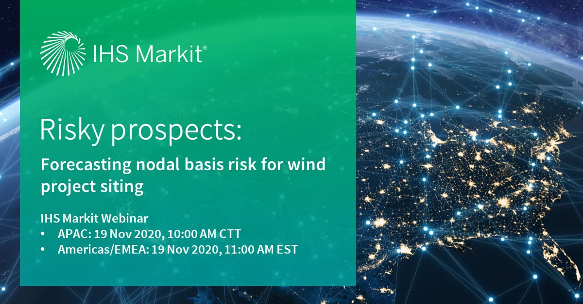 Risky prospects: Forecasting nodal basis risk for wind project siting